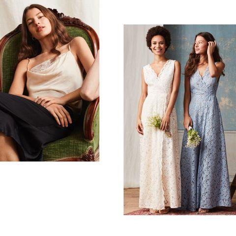80764c798 H M venderá vestidos de novia - Así es la nueva colección bridal de H M