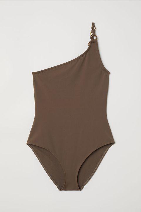 Briefs, Clothing, Swimsuit bottom, Undergarment, Brown, Swimwear, Bikini, Beige, Lingerie, Swim brief,