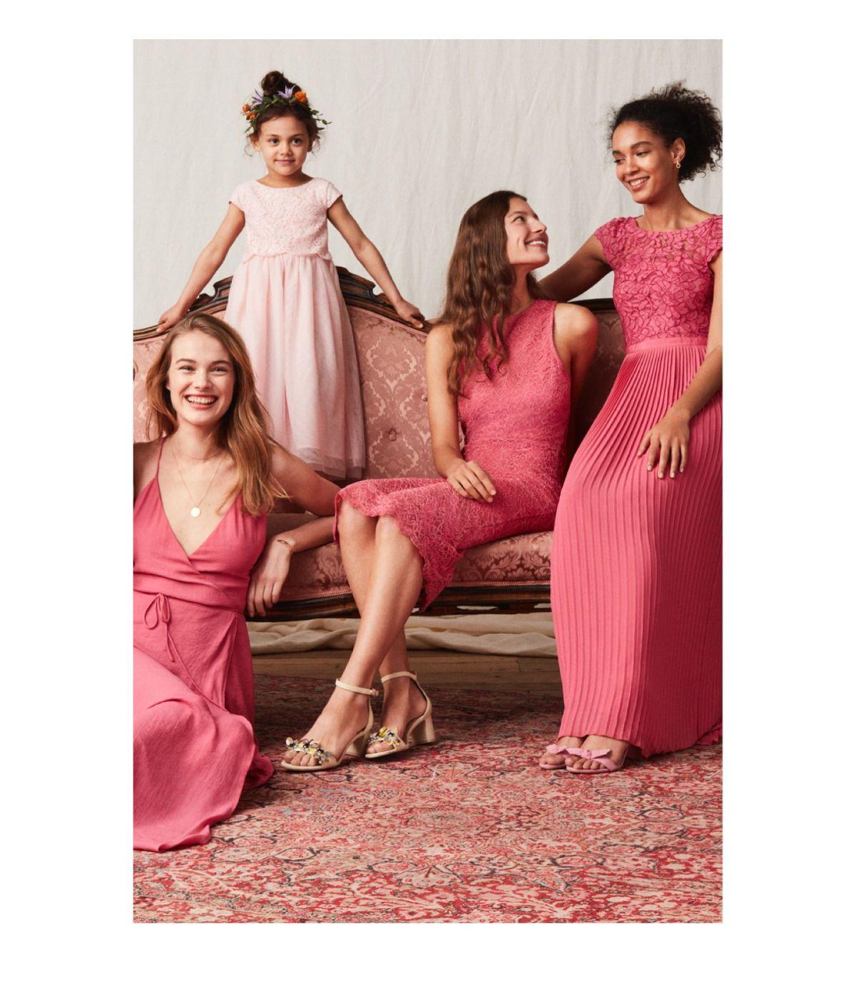 H&M venderá vestidos de novia - Así es la nueva colección bridal de H&M