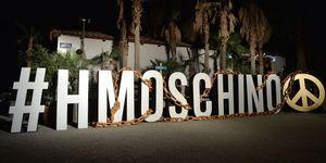 H&M, Moschino, samenwerking, H&M-samenwerking, designersamenwerking H&M