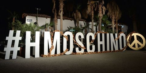 75cf63a2 H&M Collaborates With Moschino on Its Next Designer Collection - H&M x  MOSCHINO