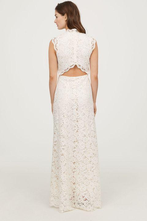 vestido novia h&m - h&m tiene un vestido de novia idéntico al de