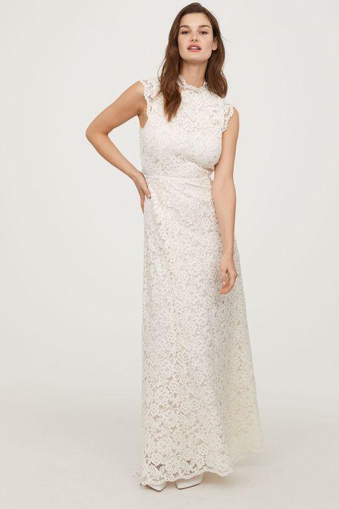 Vestido novia H&M - H&M tiene un vestido de novia idéntico al de ...