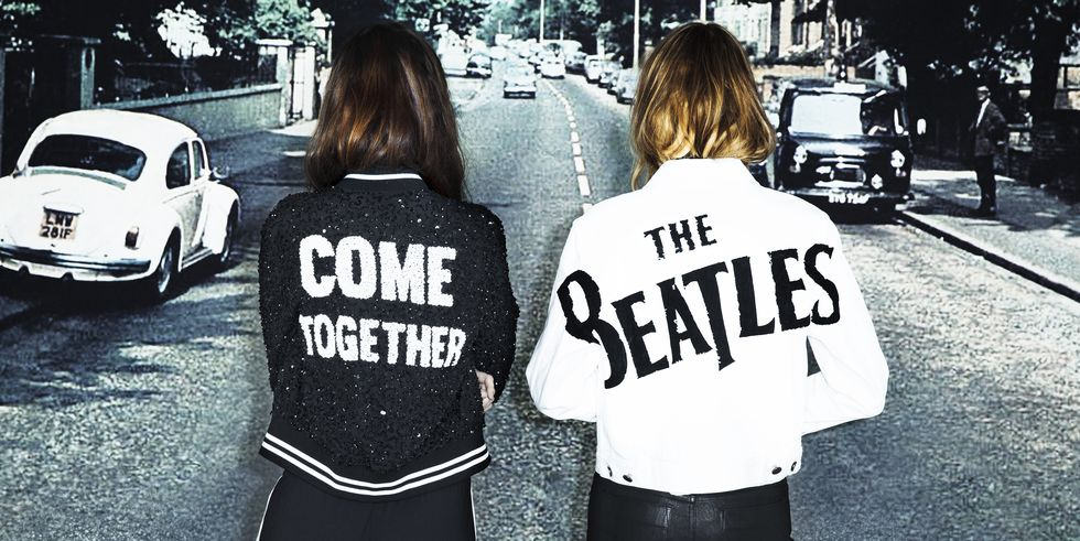 The Beatles Polska: Limitowana kolekcja ubrań od A+O x The Beatles