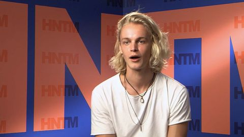 Holland's Next Top Model-deelnemer Nick
