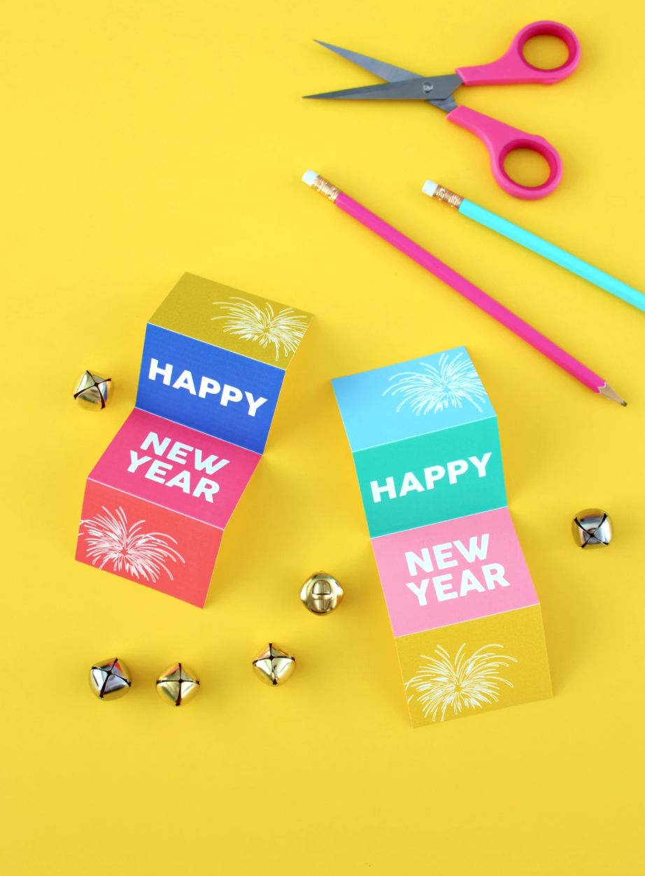 12 Festive New Year's Crafts to Jazz Up Your Home This Year
