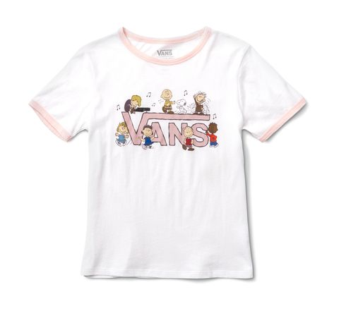 T-shirt, Clothing, White, Sleeve, Product, Active shirt, Top, Font, Brand, Fictional character,