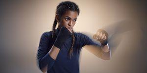 Ramla Ali, UK Boxing Champion