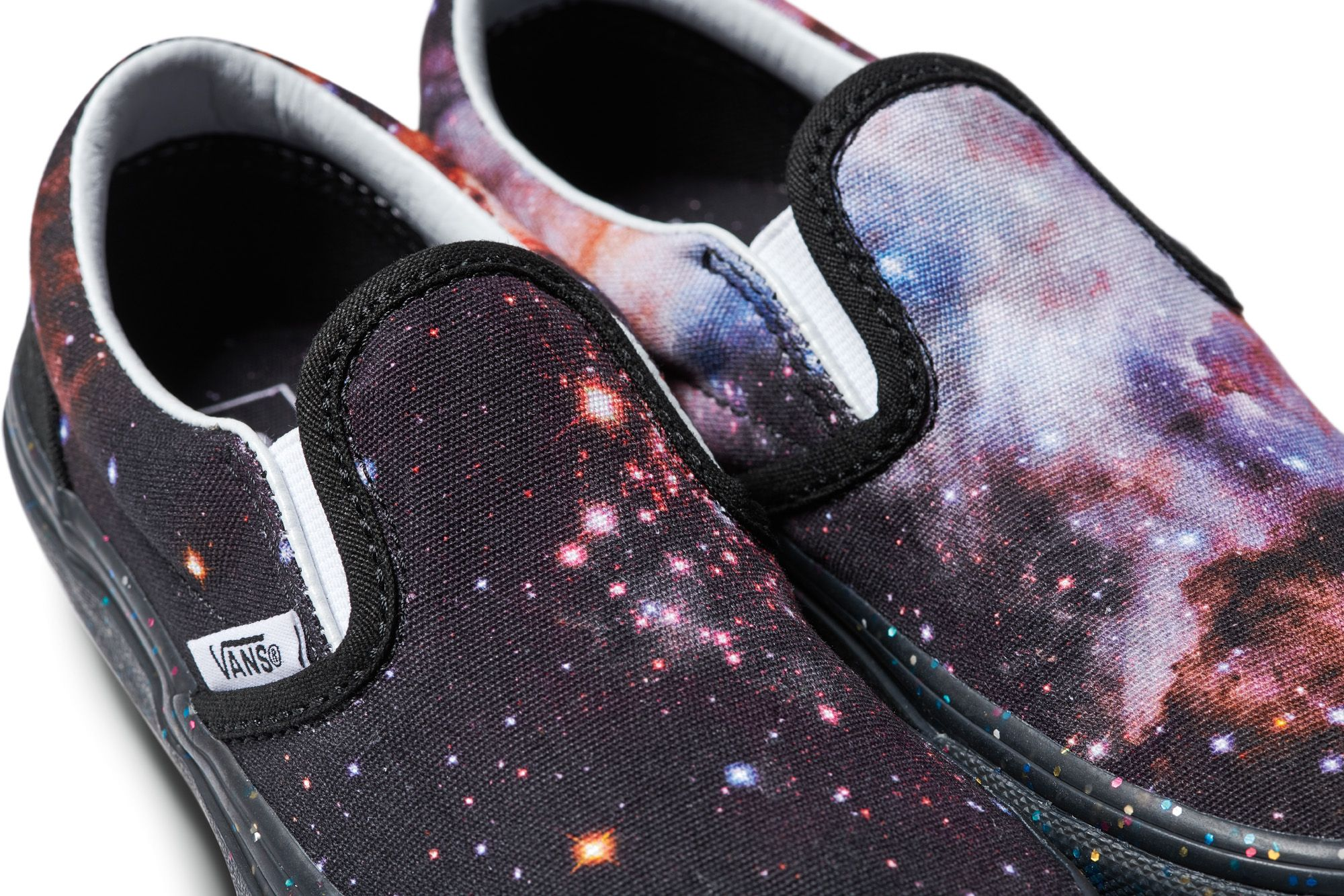 Vans X Nasa Space Voyager Sneaker And Clothes Collection