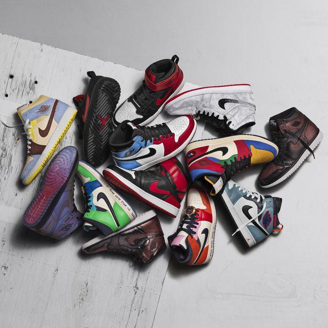 carpeta agudo cliente  Nike Air Jordan 1 - La edición limitada de zapatillas Fearless Ones