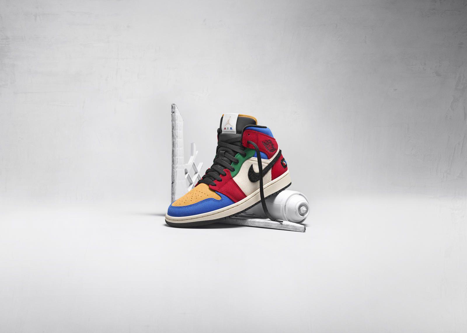 Jordan Brand Is Going Big on Bold