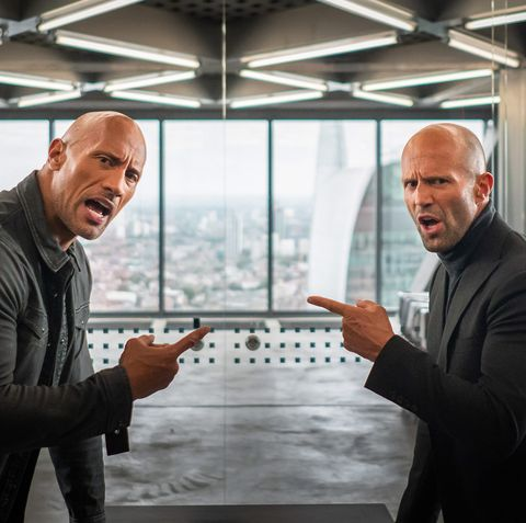 "Hobbs & Shaw star Jason Statham says ""X-rated"" scenes were deleted"
