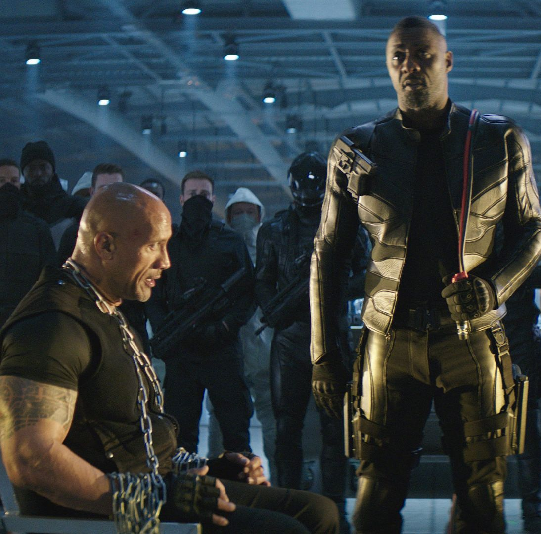 Dwayne Johnson wraps filming on Fast & Furious spin-off Hobbs and Shaw