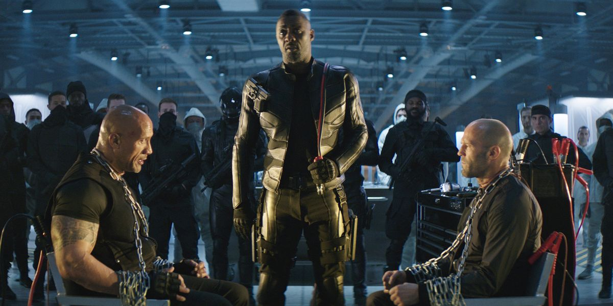dwayne johnson wraps filming on fast furious spin off hobbs and shaw. Black Bedroom Furniture Sets. Home Design Ideas