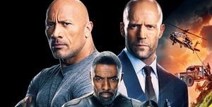 Fast & Furious Hobbs & Shaw poster