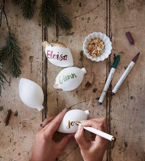 hobbycraft christmas craft trends