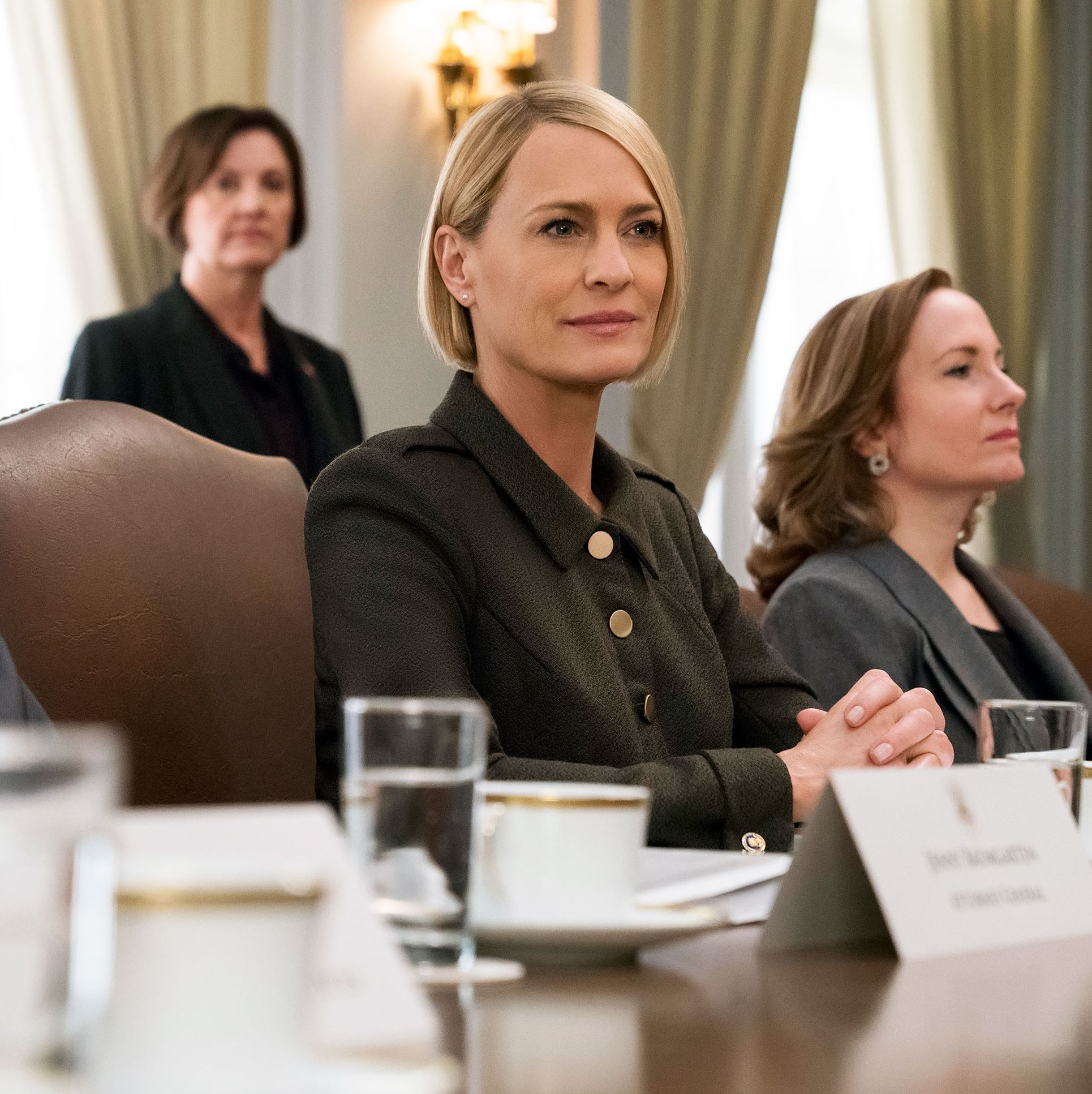 House Of Cards Season 6 Doesn T Do Claire Underwood Justice