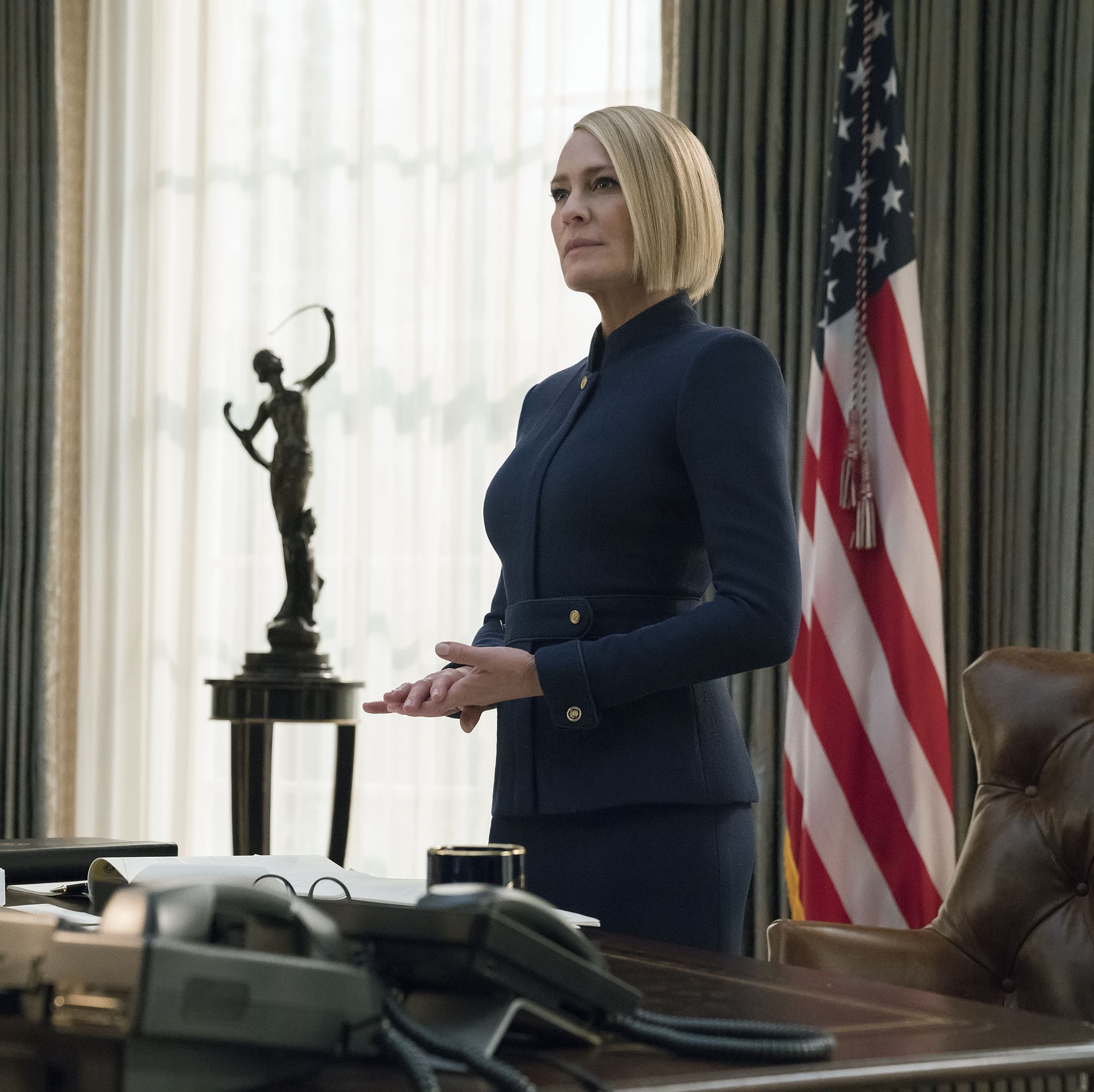 Everything You Need To Know About House Of Cards Season 6