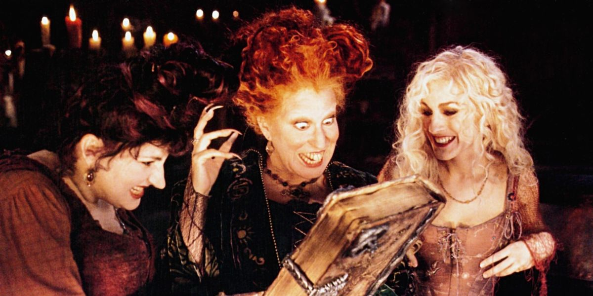 Someone Lit the Black Flame Candle Because 'Hocus Pocus' 2 Is Happening