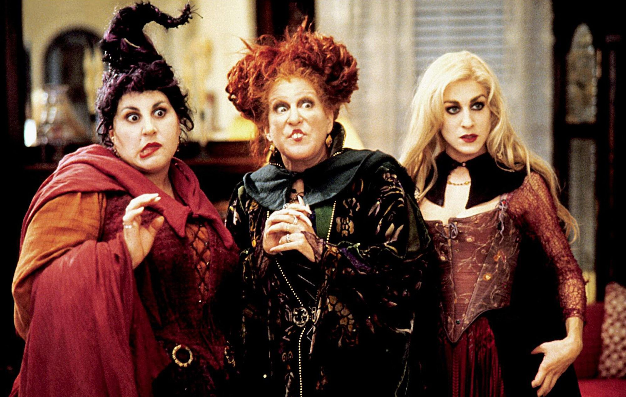 "Hocus Pocus"" Sequel Details, Spoilers, and News - Everything About ..."