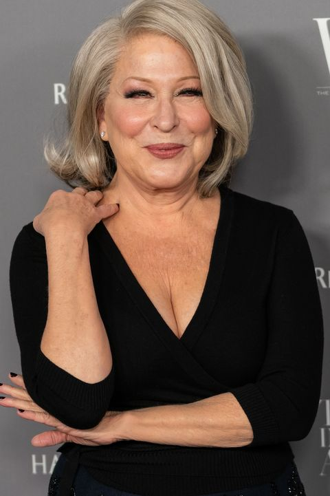 new york, new york   november 06 bette midler attends the wsj mag 2019 innovator awards at the museum of modern art on november 06, 2019 in new york city photo by mark saglioccowireimage