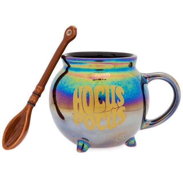 disney 'hocus pocus' mug and spoon set