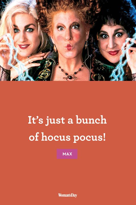 hocus pocus quotes | Tumblr