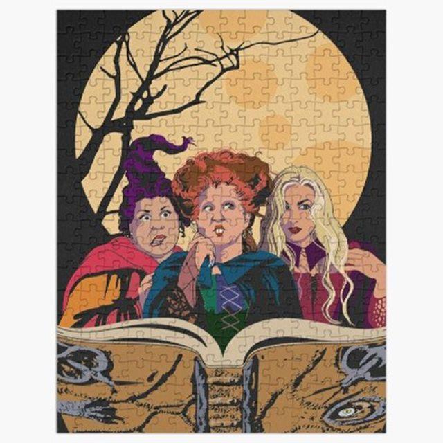 'hocus pocus' puzzle