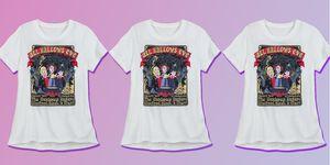 Disney Hocus Pocus Halloween t-shirt