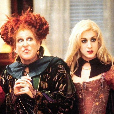 Classic Halloween Movies - Hocus Pocus