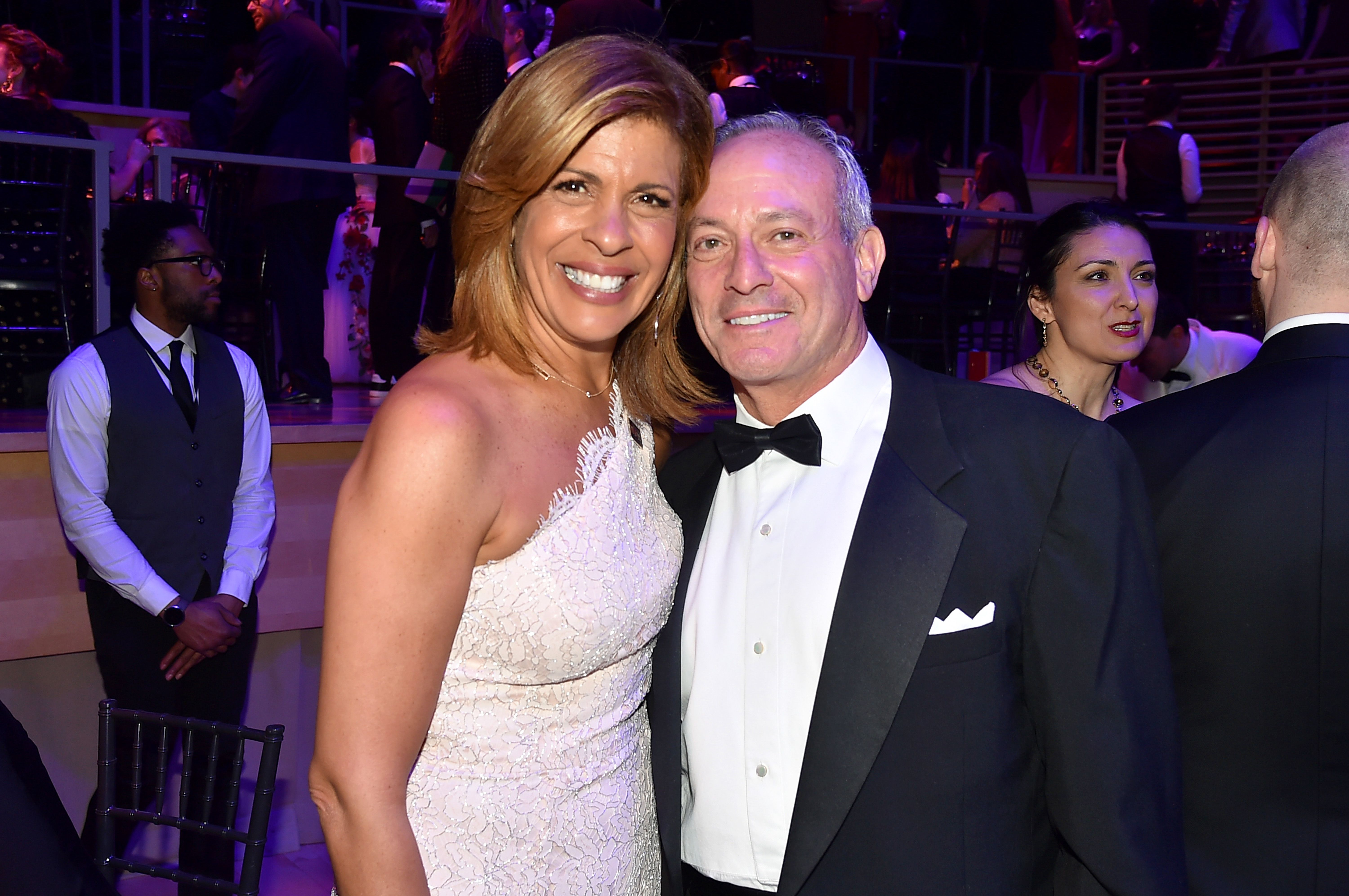 5 Things You Need to Know About Hoda Kotb's Fiancé, Joel Schiffman