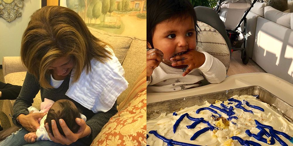 'Today' Star Hoda Kotb Just Shared Never-Before-Seen Photos of Her Daughter