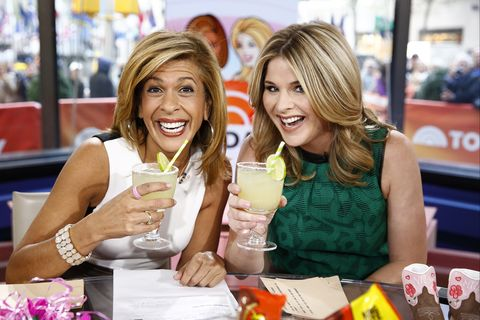 Hoda Kotb and Jenna Hager Bush Hands Down Posted THE Cutest Videos of Their Daughters