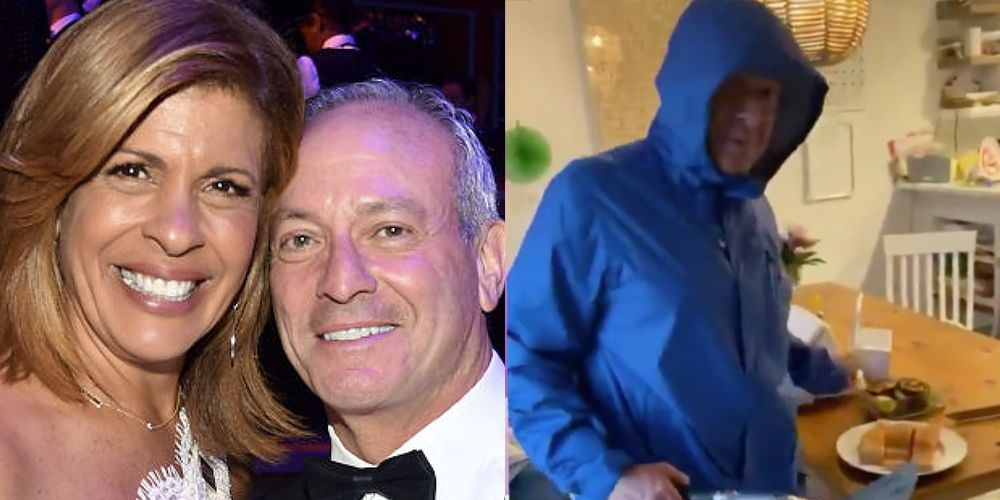 """""""Today"""" Fans Can't Get Over This Hilarious Video Hoda Kotb Just Shared of Her Fiancé Joel"""