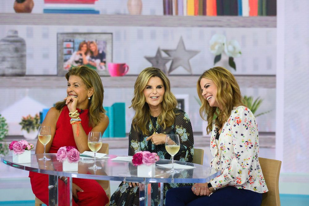 'Today' Show Fans Speak Out About Maria Shriver Co-Hosting With Hoda Kotb