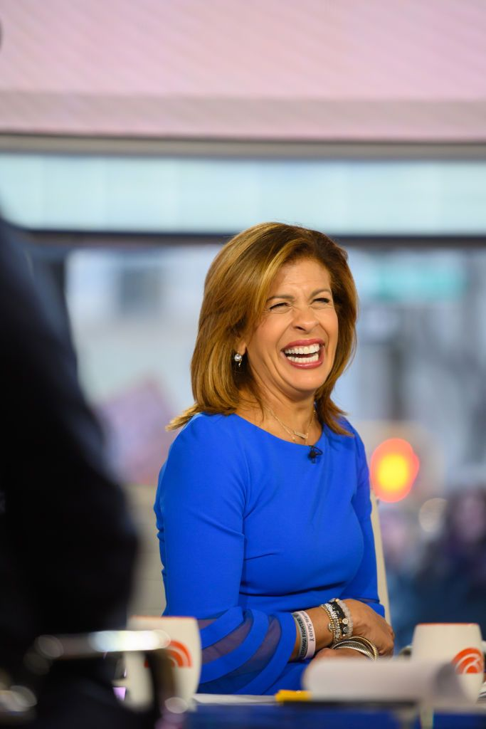 Hoda Kotb Just Announced Her Return To 'TODAY' After A 4-Month Maternity Leave