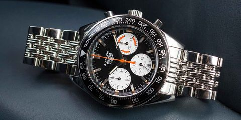 This TAG Heuer x Hodinkee Watch Is an Homage to a Super-Rare Classic