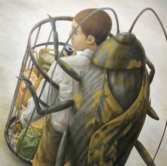 Art, Vehicle, Visual arts,