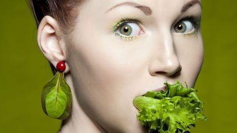 groente koken en eten