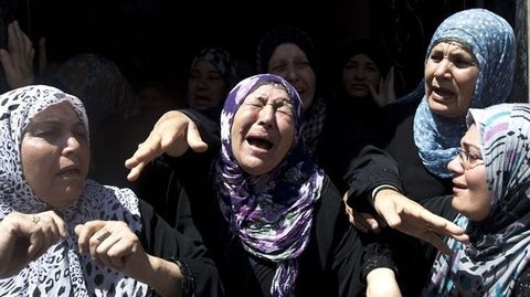 vrouwen-verdriet-palestina-israël