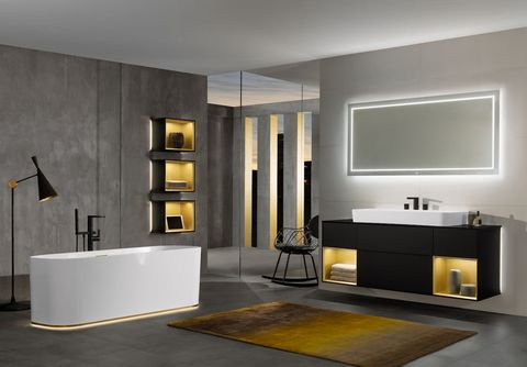 Interior design, Room, Floor, Flooring, Property, Wall, Ceiling, Interior design, Grey, Rectangle,