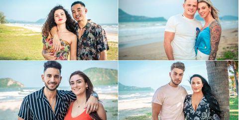 hoeveel afleveringen heeft temptation island 2020?