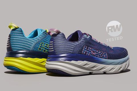 Hoka One One Bondi 6 - Best Cushioned Running Shoes