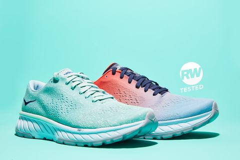 8c7572ee51 Fly Through Your Next Marathon in the Hoka One One Cavu 2