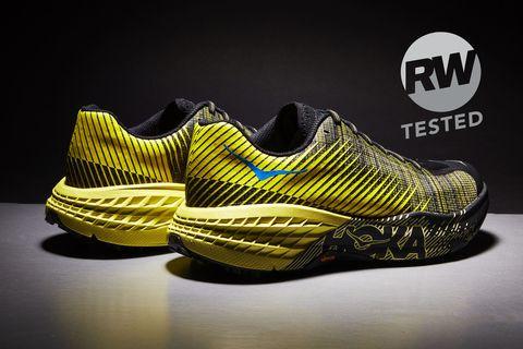Footwear, Shoe, Black, Yellow, Outdoor shoe, Sneakers, Walking shoe, Athletic shoe, Sportswear, Nike free,