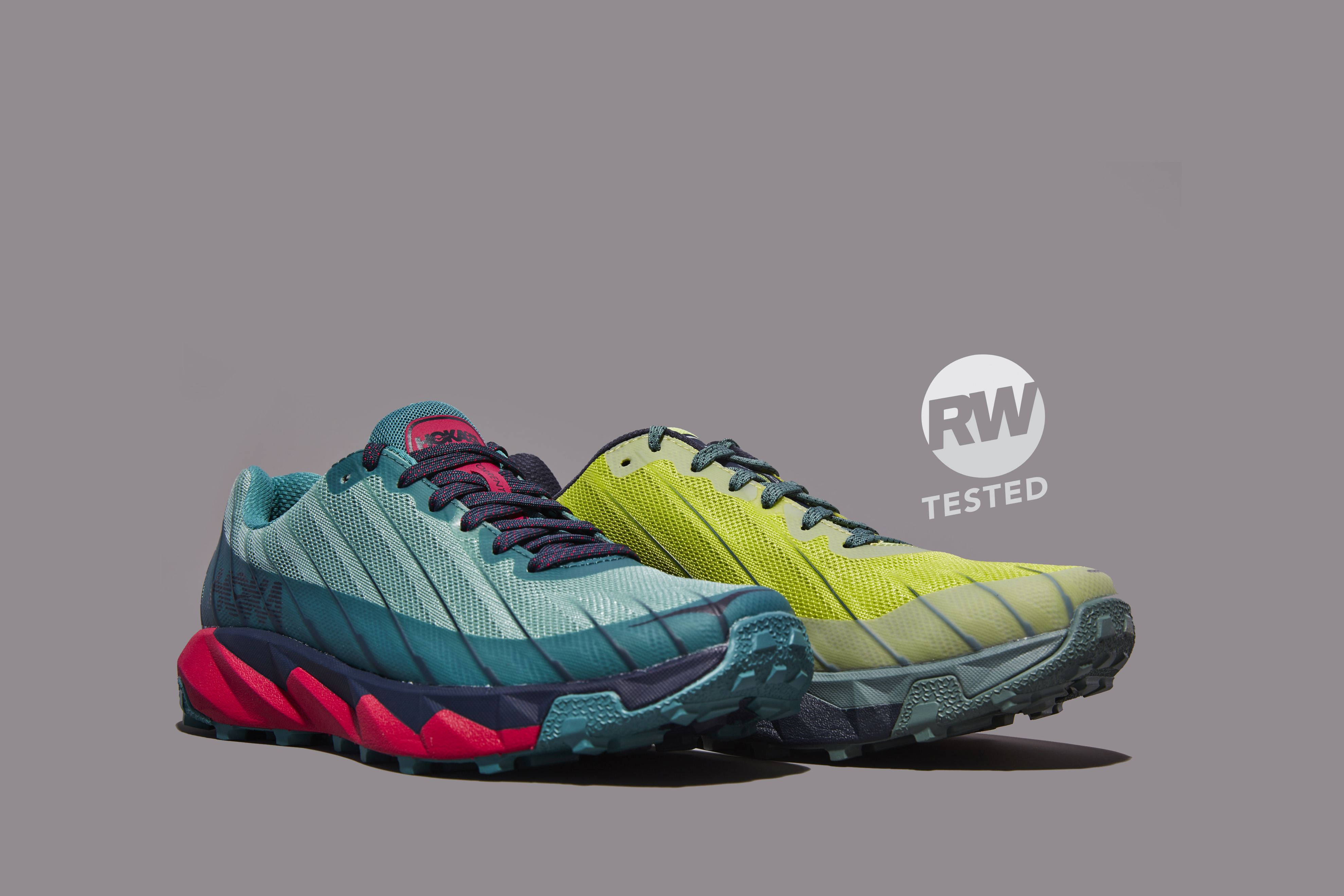 Take Speed Day to the Trail in the Hoka One One Torrent