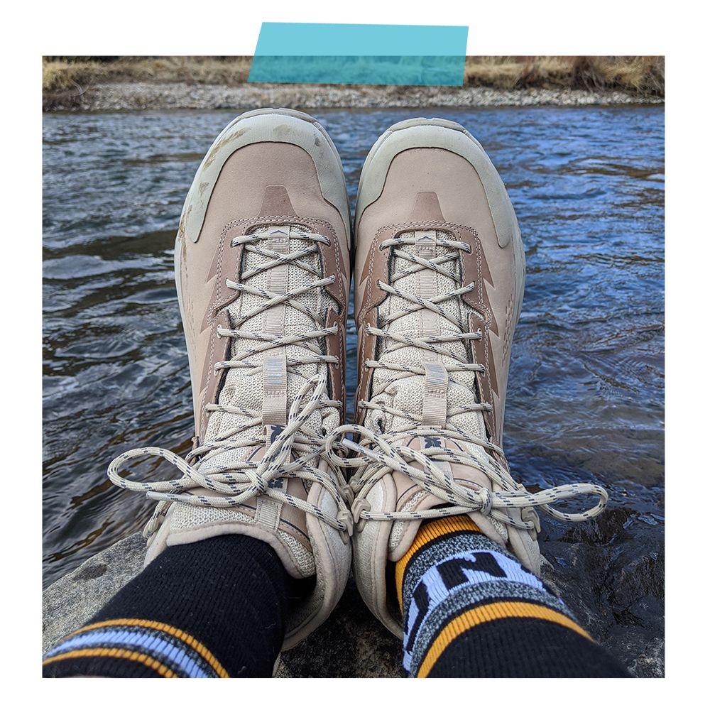 hoka one one men's hiking boots