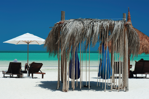 Summer Vacation Travel Destinations Holbox Mexico Beach