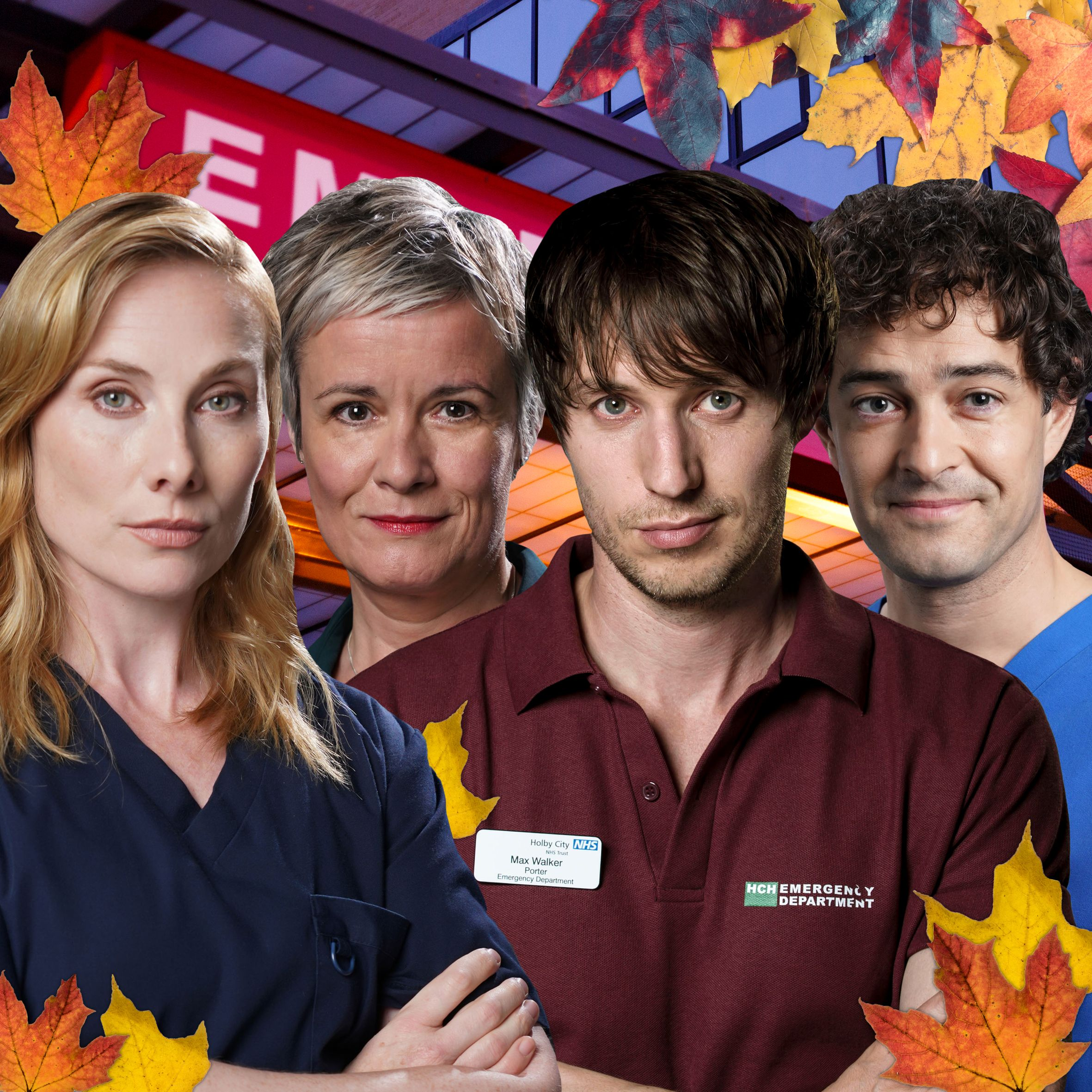 11 huge Holby City stories hitting your screens this autumn