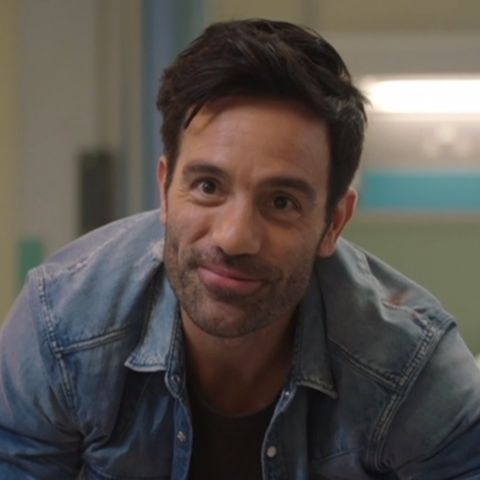 Holby City Newcomer Kian Excites Viewers As He Clashes With Jac Naylor